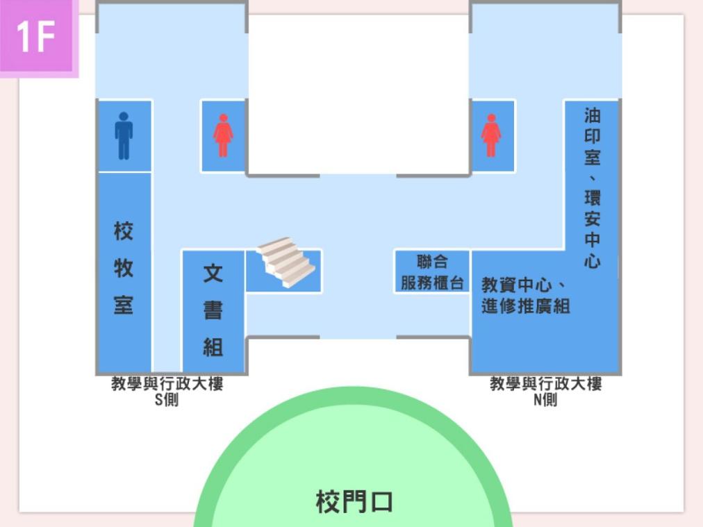 行政單位位置圖